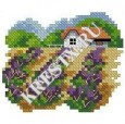 Скачать бесплатную схему вышивки крестом «Весна»